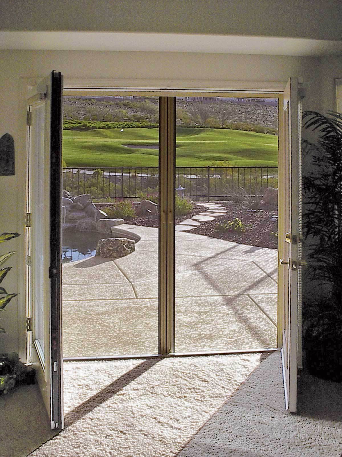 Install Retractable Screens for French Doors in Your Home Today