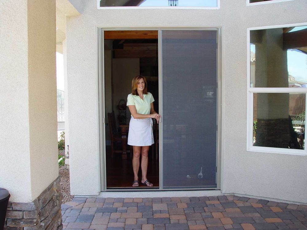 All Seasons' Retractable Screen Doors Are Customizable for Any Home